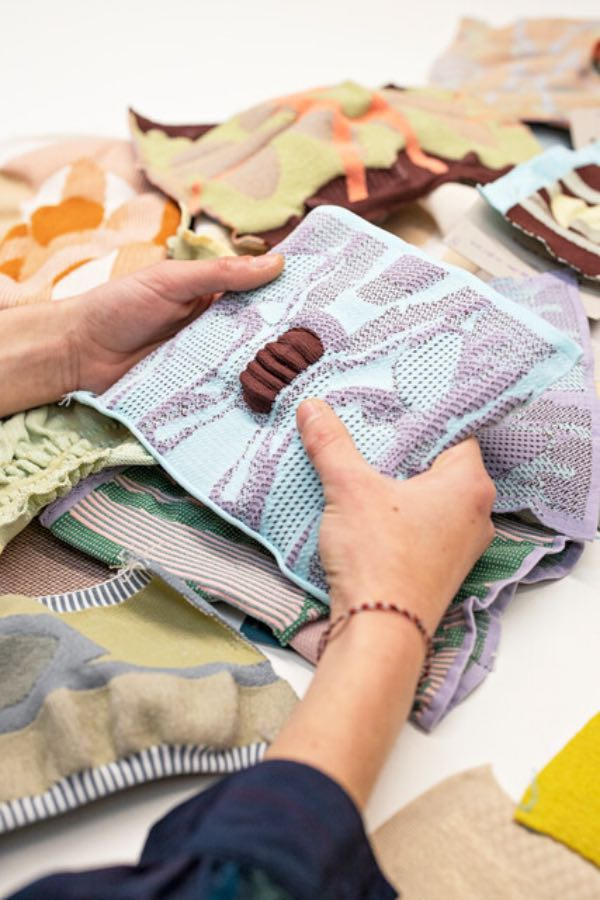 Makers TextielLab werkwijze